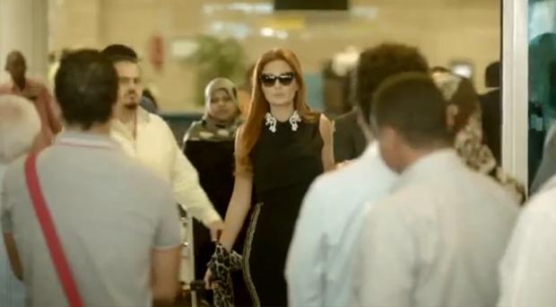 متابعة خاصة: سيرين عبد النور هربت من سجن زوجها في لبنان إلى مصر