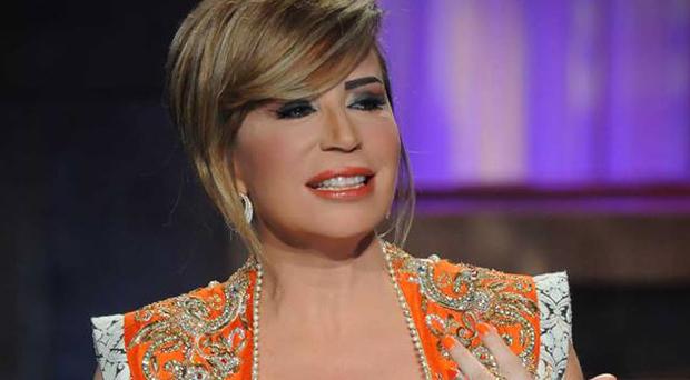 إيناس الدغيدي راقية، لا تنزل لدور هالة سرحان وترغب بالتعاون مع هيفاء وهبي القويّة