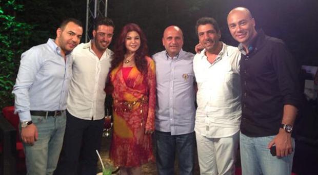 في نورنا الليل، سعد رمضان: كل فناني جيلي منافسين لي، وريما نجم إنتقدت الإعلام