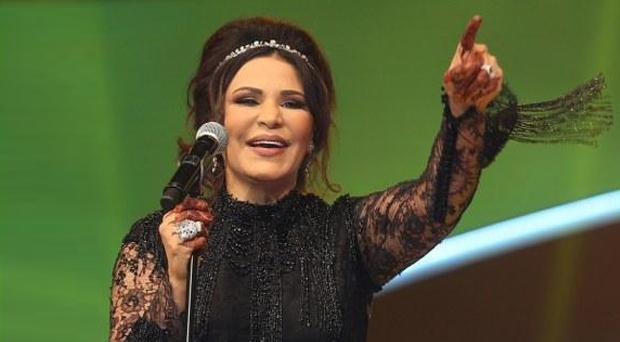 بالصور: الملكة احلام وعها وليد الشامي في أجمل ليالي دبي