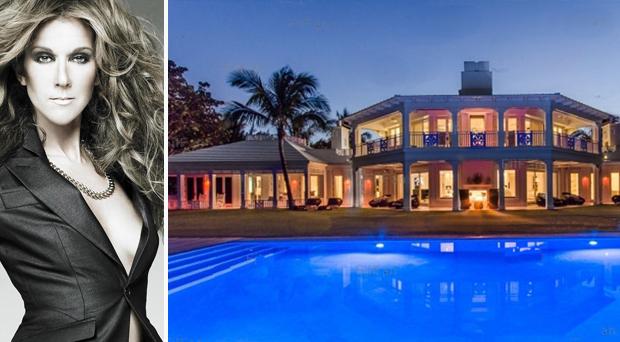 بالفيديو والصور: سيلين ديون تعرض قصرها للبيع بـ 72.5 مليون دولار وهذه الأسباب