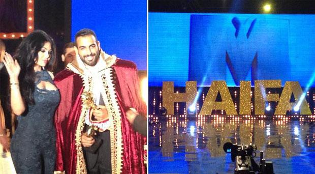 بالصور: هذا هو ملك جمال لبنان لعام ٢٠١٣ وهيفاء وهبي توّجته