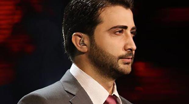 نجم أراب أيدول عبد الكريم حمدان ينعي إبن عمه بعد قتله في سوريا