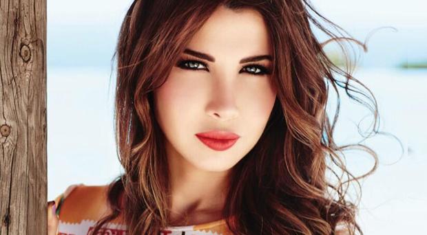 نانسي عجرم الليلة في The Lebanese Brilliant Awards Ceremony