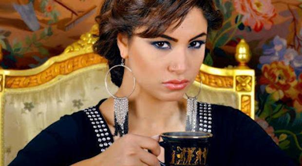 نسمة محجوب تحيي حفل عيد الحب في الإسكندرية