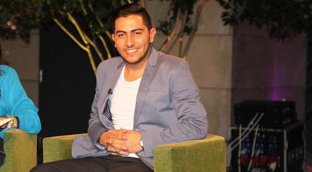 وائل سعيد غنى ولفت الأنظار والجمهور تهافت عليه في ببيروت