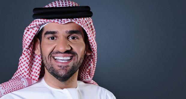 حسين الجسمي: يا أهل مصر… فرحتكم باكتوبر فرحتنا