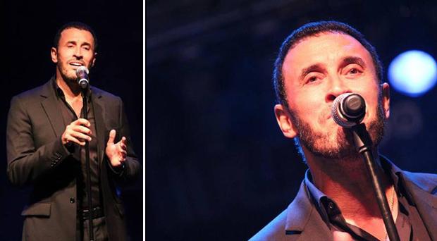 بالصور: كاظم الساهر أشعل السويد بحفل جماهيري حاشد وإستقبل إستقبال القيصر في الـ م بي سي