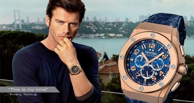 ساعات TW Steel الهولندية تطرح ساعة بإسم مهند التركي وما علاقة الرقم ثمانية؟