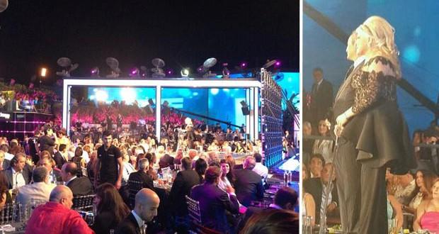بالصور: حضور رسمي وشعبي في حفل مي شيدياق السنوي، مايا دياب أشعلت المكان وأنطوني توما ولارا إسكندر غرّدا بالأبيض