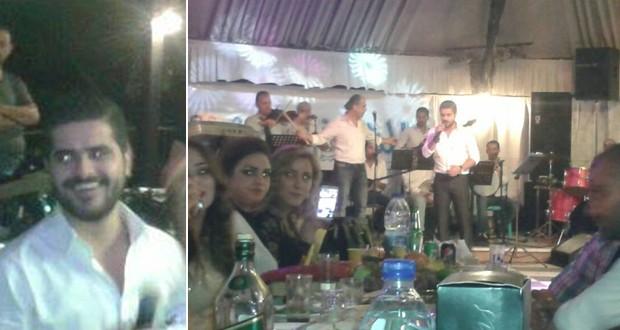 بالفيديو والصور: حمص تغني، ترقص وتنبض بالحياة على أنغام ناصيف زيتون
