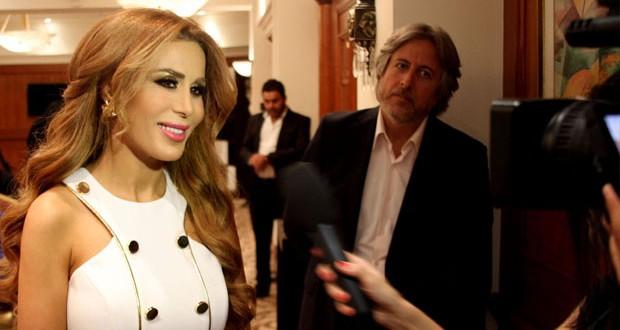 بالصور: تعيين فيفيان مراد سفيرة للنوايا الحسنة