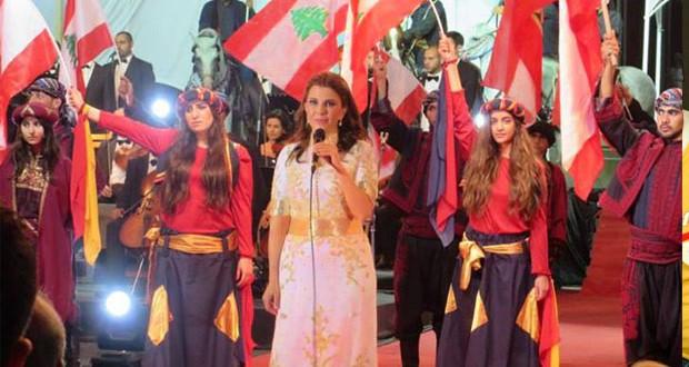 السيّدة ماجدة الرومي فخر لبنان والعالم