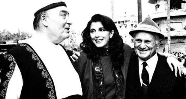 ماجدة الرومي تنعى مفخرة لبنان الغالي وديع الصافي