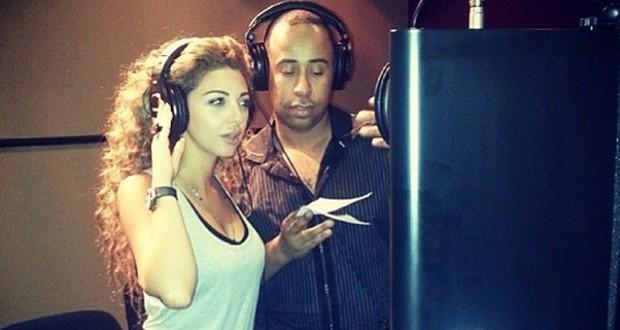 محدّث بالصورة: ميريام فارس تسجل أغنيتين جديدتين في الإستوديو في دبي