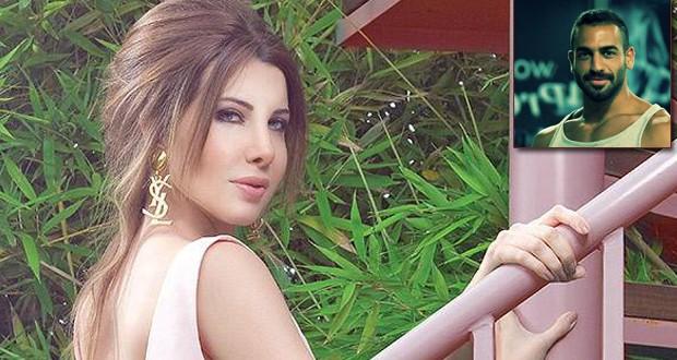 ملك جمال لبنان أيمن موسى بطل فيديو كليب النجمة اللبنانية نانسي عجرم المنتظر