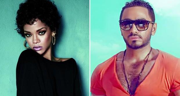 خاص: تامر حسني يحيي حفل عيد ميلاد Rihanna ويشاركه أبرز النجوم العالميين