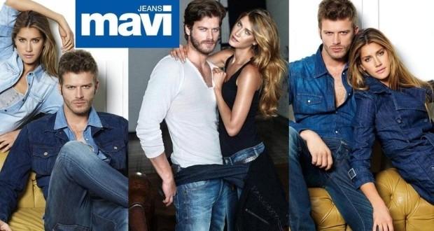 """بالفيديو: التركي مهند مع عارضة أزياء """"فيكتوريا سيكريت"""" في إعلان جينز Mavi"""