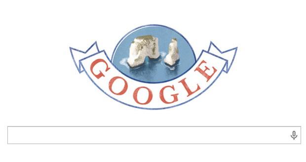 موقع Google العالمي يحتفل بالإستقلال اللبناني على طريقته الخاصة