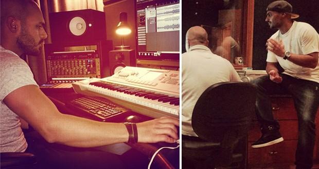 بالصور: جوزيف عطية أنهى المهمّة والأغنية الجديدة قريباً في الأسواق