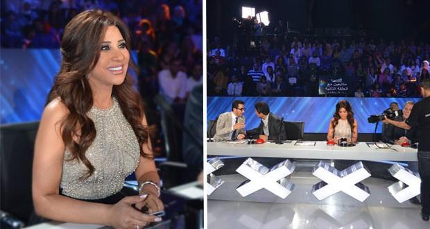 نجوى كرم سيدّة الأناقة والقرارات، ومواهب قويّة في Arabs Got Talent أثارت حيرة اللّجنة