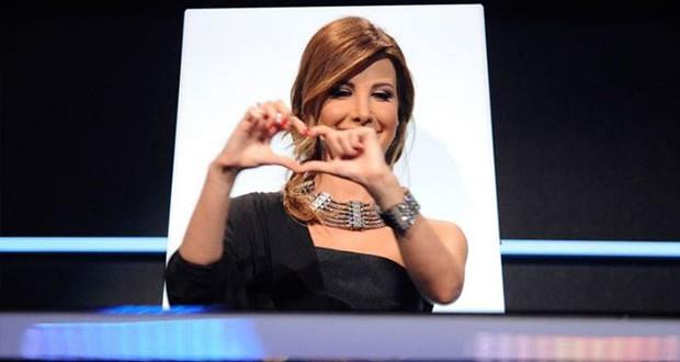 بالصورة: نانسي عجرم الأولى بين النجمات العربيات بتسعة ملايين على الـ Facebook