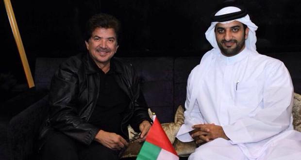 النجم العربي وليد توفيق يحل ضيفاً على معرض الشارقة الدولي للكتاب