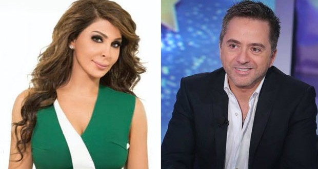 مروان خوري: أنا وإليسا نلتقي في العمل، والجمهور يطالبني بأعمال جديدة تجمعنا