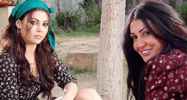 """غادة عبر الرازق باركت لـ هيفاء وهبي وقالت لها: """"أجمل إمرأة في الوطن العربي"""""""