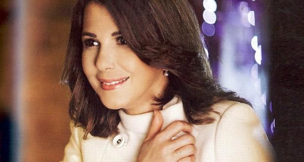 السيدة ماجدة الرومي شكرت محبّيها وألبومها الأوّل يتصدّر كافة الألبومات