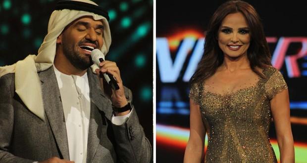 بالصور: حسين الجسمي ملك الغناء وإمبراطور الإحساس، ناديا بساط تألّقت، وجورج صدقة فاز بإمتياز
