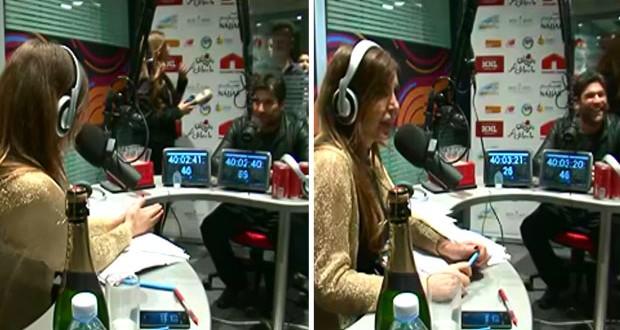 بالصور: وائل كفوري إحتفل مباشرةً مع ريما نجيم بتحطيم الرقم القياسيّ