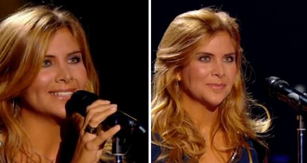 بالفيديو: ألين لحود أبهرت لجنة تحكيم The Voice بنسخته الفرنسية ورفعت إسم لبنان