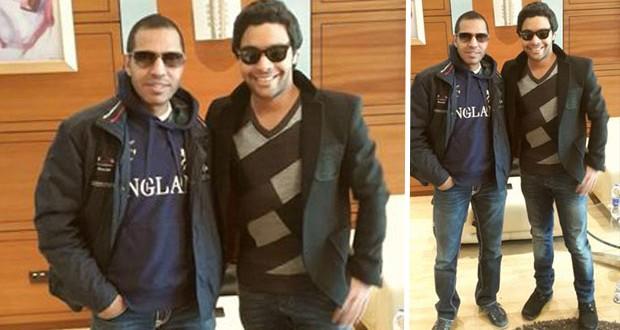 """بالصورة: أحمد جمال وأنغام في حلقة خاصة من """"صولا 3"""""""