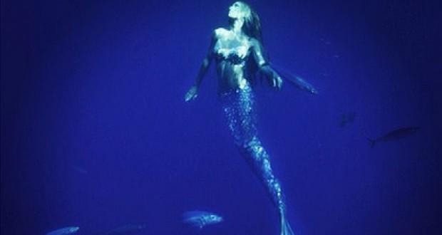 بالصورة: هيفاء وهبي في بحر أزرق عميق وهذا ما تمنّته