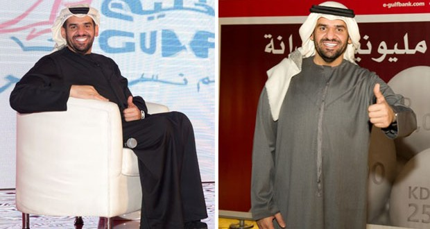 بالصور: الجسمي يساهم في تغيير حياة مُعلِّمة بالكويت