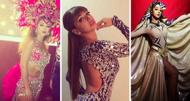 بالصور: ميريام فارس ملكة المسرح، قدوة في الإستعراض العالمي وقنبلة سحرت الجمهور بثلاثة إطلالات
