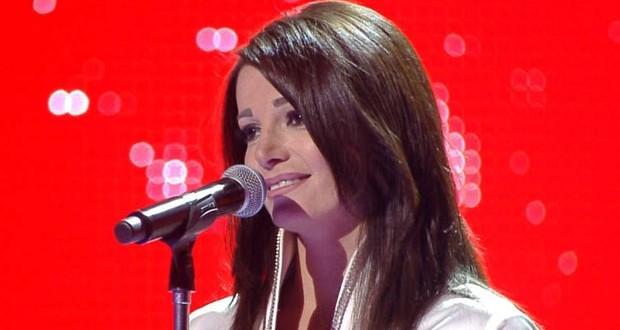 نانسي نصرالله موهبة لبنانية مميّزة في The Voice وصابر الرباعي فاز بها في فريقه