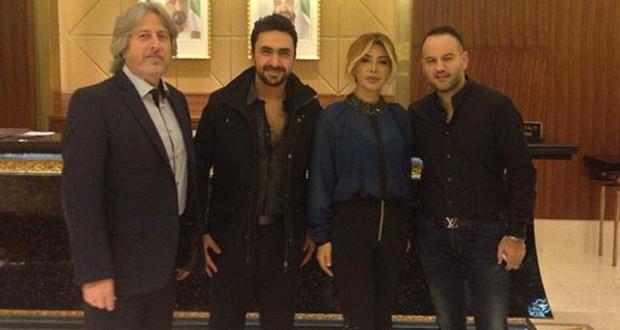 """بالصور: نوال الزغبي، جمال فياض، نادر الأتات وسليم عساف في حلقة المفاجآت مع أصالة في """"صولا"""""""