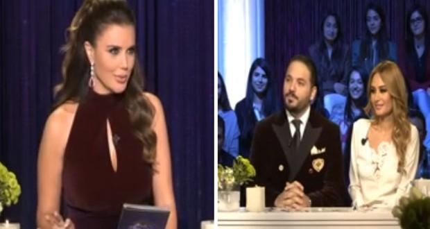 """بالصور والفيديو: رامي وداليدا عياش ثانئي مييّز و""""حديث البلد"""" مع منى أبو حمزة"""