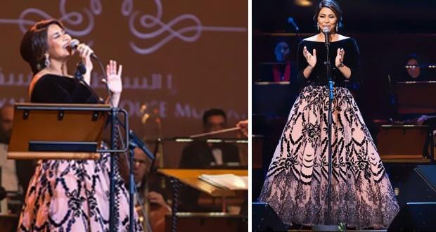 بالصور: شيرين تألّقت في مسقط وقدّمت أغنيات ألبومها الجديد لأوّل مرّة على المسرح