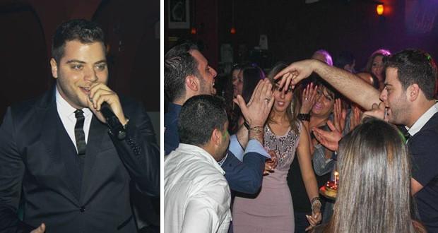 بالصور: عامر زيان أشعل شيكاغو في واحدة من أجمل الحفلات