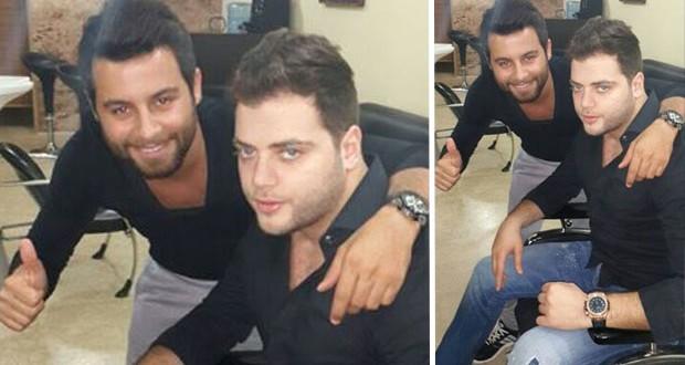 بالصورة: عامر زيان عاد الى بيروت ومعه نجاح كبير