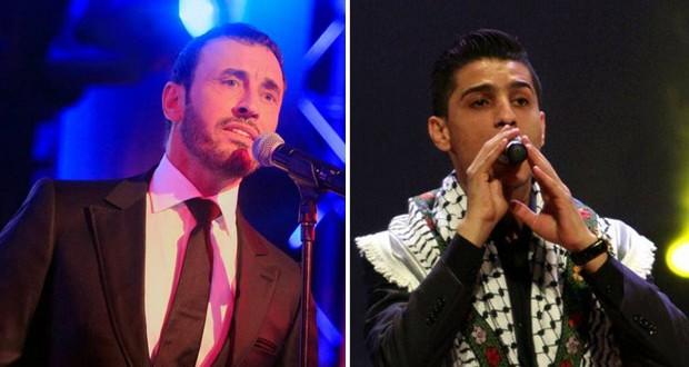 """كاظم الساهر يُشيد بأداء محمد عساف لأغنية """"تذكر"""""""
