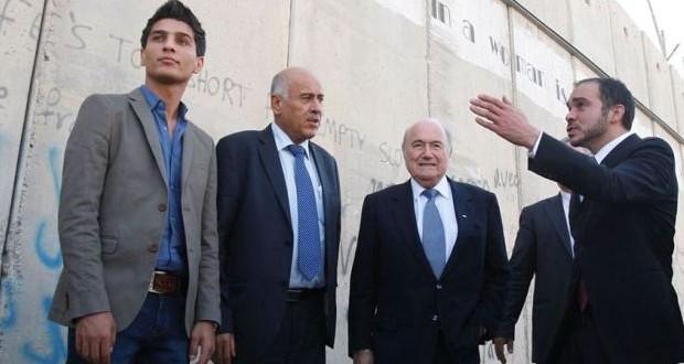 محمد عساف يشغل العالم وجوزيف بلاتر يؤكّد دعوته للغناء في إفتتاح الـ FIFA