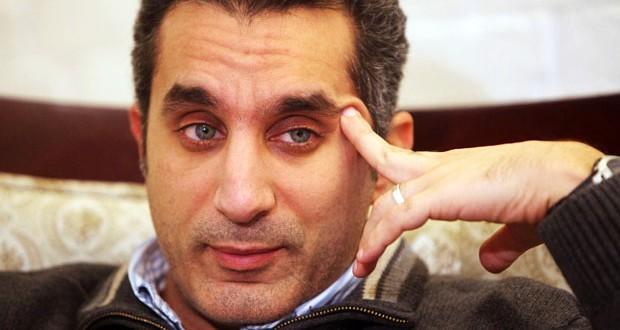 """باسم يوسف يستعدّ لأولى جلسات النظر في دعوى تطالب بوقف """"البرنامج"""""""