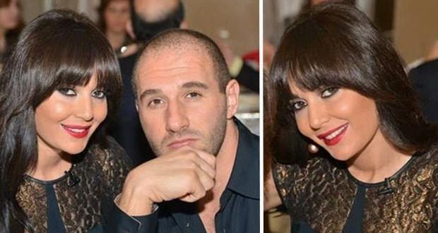 بالصور: سيرين عبد النور تخطف الأنظار مع زوجها في حفل عشاء Zonta Club
