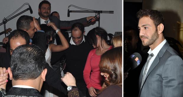 إيوان أحيا حفلاً ناجحاً في الجزائر وشارك في نهائيات الرقص مع النجوم