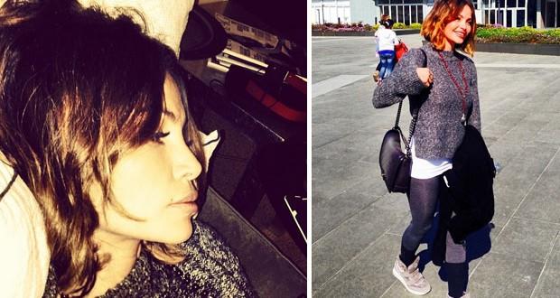 بالصور: السيدة جيهان علامة تتألّق في Look جديد وتنافس Angelina Jolie