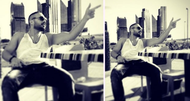 """بالصورة: جوزيف عطية بملابس صيفية في أوّل يوم تصوير أغنية """"ويلك"""""""